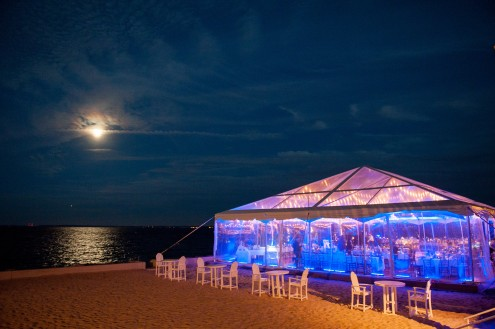 Featured Venue Manursing Island Club The Greenwich Tent