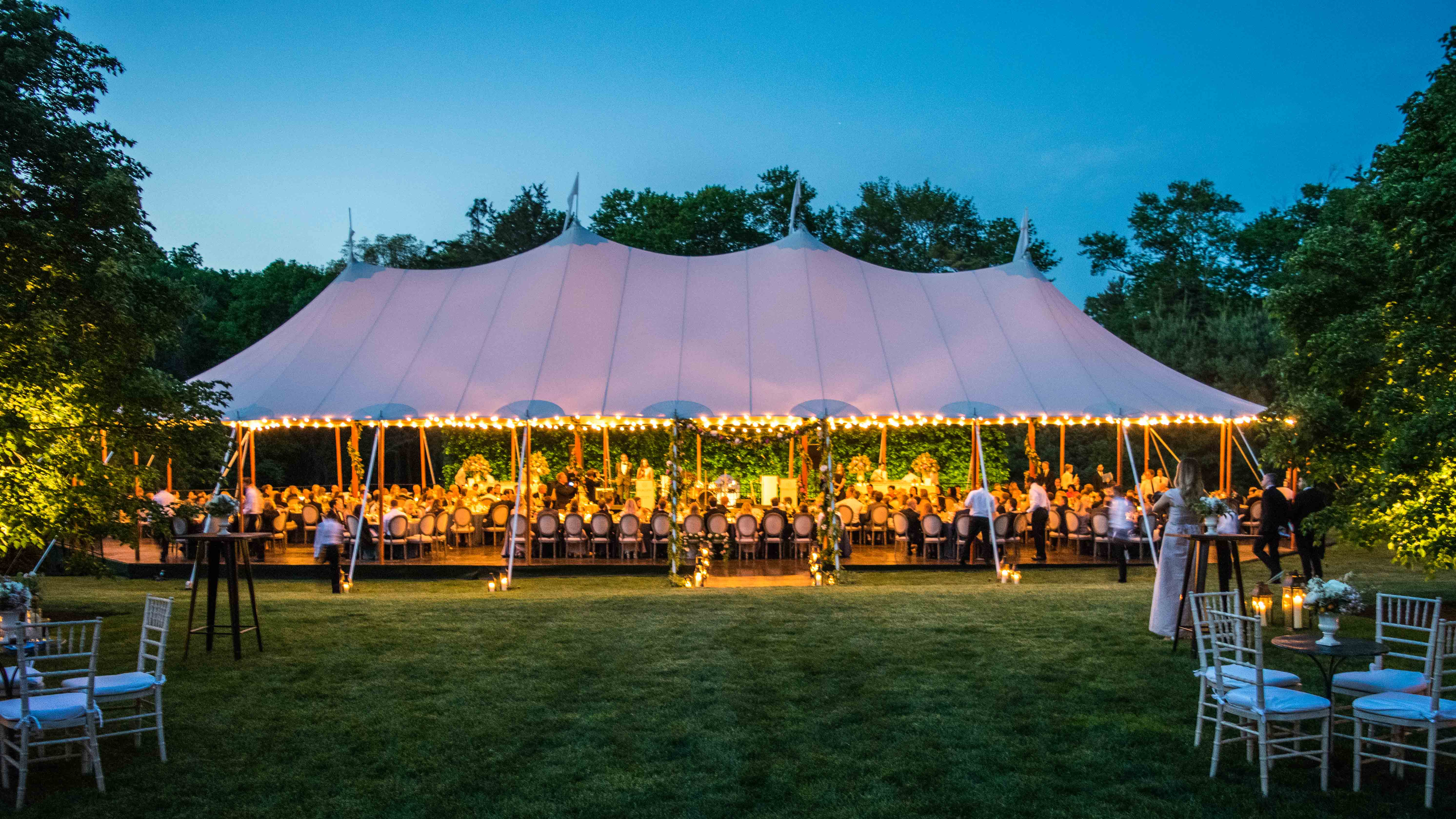 Sperry Sailcloth Tents The Greenwich Tent Company